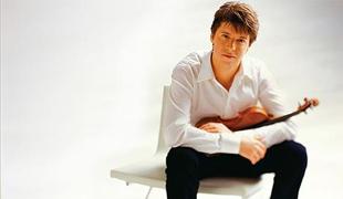 Joshua Bell portrait