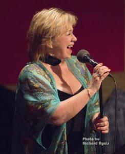 Roseanna Vitro in concert